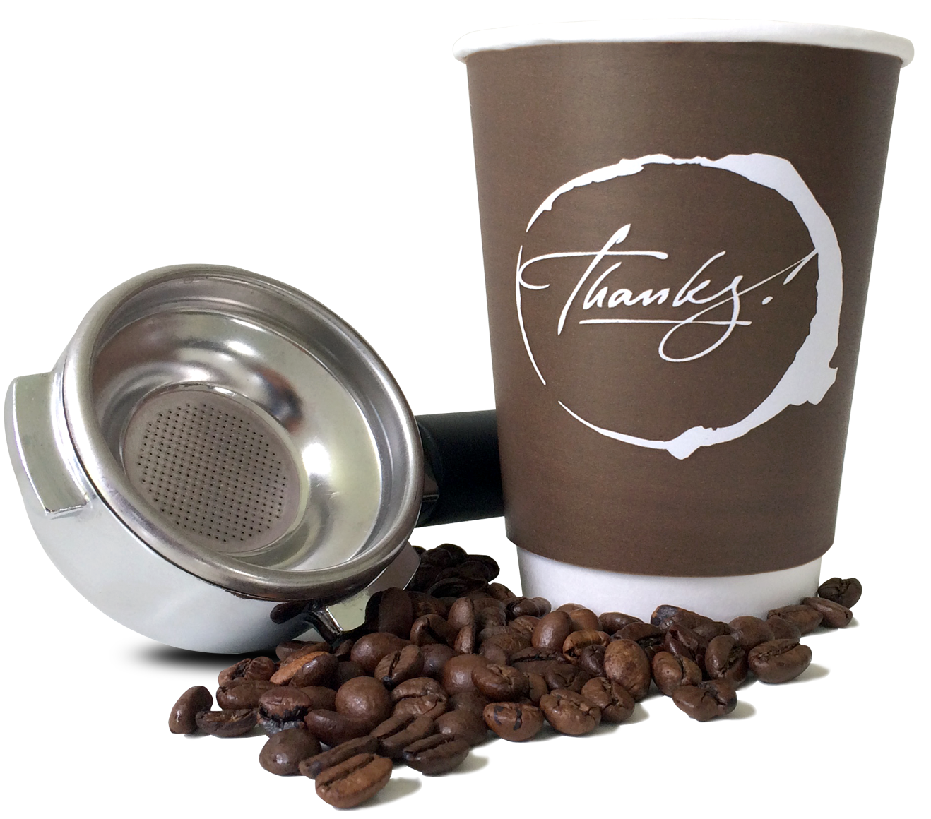 personalised disposable coffee cups