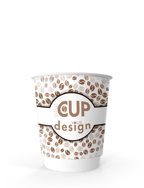 Double Wall Paper Cup 230 ml