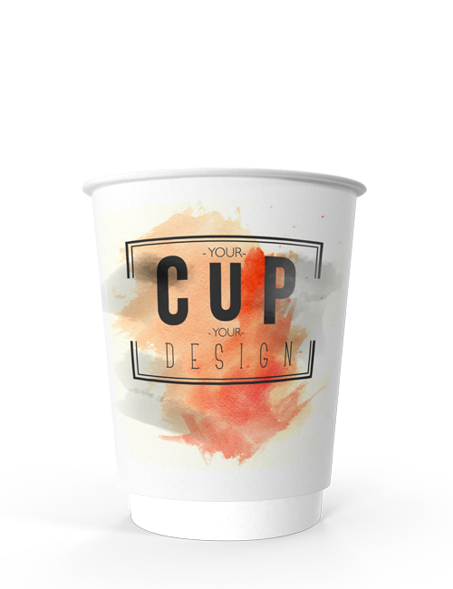 Double Wall Paper Cup 330 ml