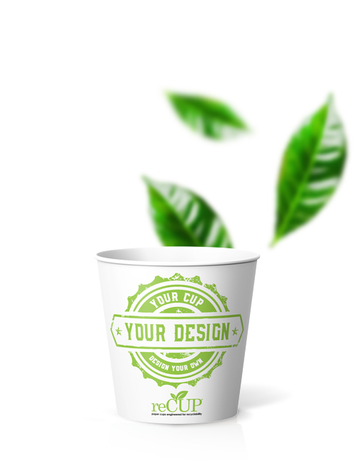 Printed Recyclable Cups