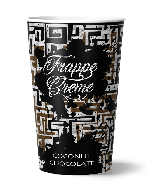 reCUP Single Wall Frappe cup