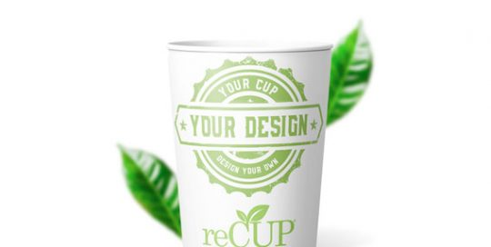 12oz Single Wall reCUP®
