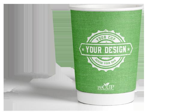 recycling espressobecher reUusi von CupPrint