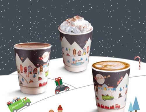 Custom Printed Paper Cups – Christmas 2020 Inspiration